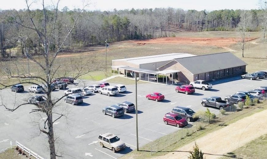 How one creative rural church impacted their entire community.