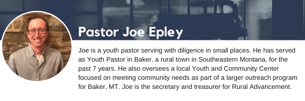 Joe Epley Bio